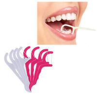 Filo Interdentale Ad Archetto 90 Pz Spazzolino Denti Igiene Orale Forcella 644