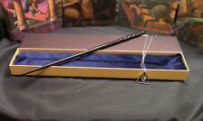 Ginny Weasley Wand w/ FREE Deathly Hallow Necklace
