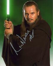 REPRINT - LIAM NEESON 2 Star Wars autograph autographed signed photo copy