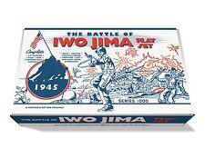 Marx Battle of Iwo Jima Play Set Box