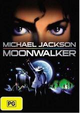 Michael Jackson: MOONWALKER : NEW DVD