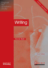Writing: Course book (English for Academic Study), Good Condition Book, Anne Pal