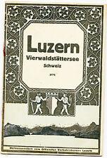 Lucerna-vierwaldstättersee-suiza-eds, oficina de transportes-Lucerna 32 seituiger prospek