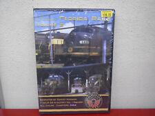 Classic Florida Rails Volume 2 Dvd Herron Rail Video Seaboard Coast Line Scl
