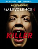 Malevolence 3: Killer AUTOGRAPHED Region-FREE (NEW) Blu-Ray/DVD Combo Pac