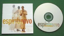 Susana Baca Espirituvivo Tracks That Arouse Emotions Drama & Joy CD