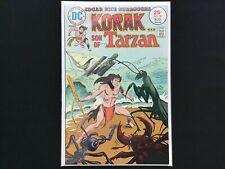 KORAK #58 Lot of 1 DC Comic Book - Son of Tarzan - High Grade!