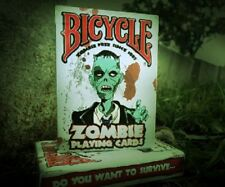 POKER CARDS - ZOMBIE DECK - Bicycle 020104 - Poker, Skat - NEU