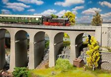 FALLER 120478 Viadukt Brücke gebogen Radius 360mm Länge 188mm Höhe 65mm NEU/&OVP