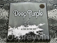 Deep Purple A Fire in the Sky Vinyl Box Set 3LP Factory Sealed Set