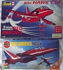Revell BAe Hawk T.1A RAF Red Arrows w/Airfix Red Arrows Hawk(1/48)   1/32 scale