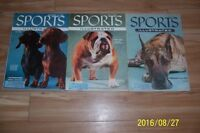 1955 Kippax Fearnought Dogs SPORTS ILLUSTRATED July 4