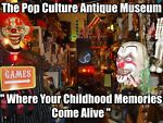 The Pop Culture Antique Museum
