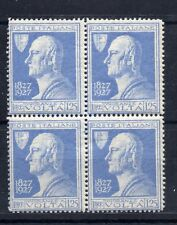 FRANCOBOLLI 1927 REGNO VOLTA L. 1,25 OLTREMARE MNH Z/2782