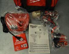 Milwaukee 2407-20 M12 Drill/Driver Kit NEW