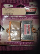 Gold Fren Brake Pads,064,front Ducati Monster,strada,superlight,indian Chief,ktm