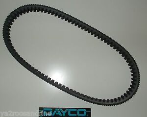 Courroie Kevlar Piaggio Beverly / MP3 400 500 / X8 400/ X9 500 / Xevo 500 DAYCO