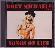 Bret Michaels - Songs Of Life - CD (Poor Boy U.S.A.)
