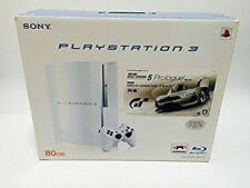 Playstation 3 Keramik weiß Console 80gb Japan PS3 * neuwertig-komplett *