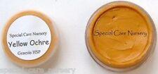 Reborn baby Genesis heat set paint 2g/ml Yellow Ochre - Buy 5 pots get 6th FREE!