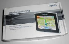 MAGELLAN MAESTRO 3200 AUTOMOBILE CAR PORTABLE GPS NAVIGATOR SYSTEM SET