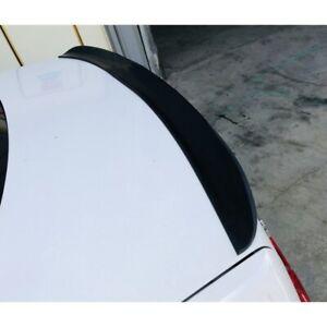 Flat Black 280RP Rear Trunk Spoiler Duckbill Wing For 99~08 Jaguar S-Type Sedan