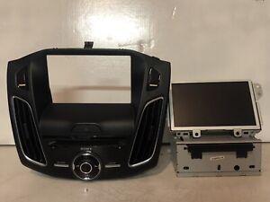 2016-18 Ford Focus Titanium Genuine Sony Sync 3 Navigation Display Unit