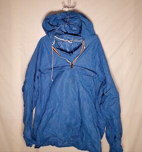 Vtg. K-Way Windbreaker Jacket