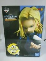 Ichiban Kuji Dragon Ball THE ANDROID BATTLE F Prize Clear File Android 16 Hatcha