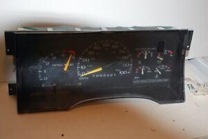 1995 GMC Speedometer Instrument Gauge Cluster - 153K