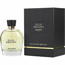 Jean Patou Deux Amours Collection Heritage Eau De Parfum Spray 100ml -jp7100
