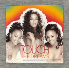 DREAMGIRLS Magnet 2006 Touch the Dreams Album Cover - Beyonce, Anika, Sharon NEW