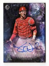 TAYLOR WARD MLB 2016 BOWMAN INCEPTION PROSPECT AUTOGRAPHS (LOS ANGELES ANGELS)