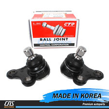CTR Ball Joints FRONT for 15-18 Hyundai Sonata Tucson Optima Sportage 54530C1000