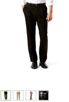 Men's Dockers D3 Classic Fit Signature Stretch Khaki Pants-Pleated
