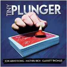 3pcs of Tiny Plunger Magic Trick Mathieu Bich, Jon Armstrong Penn&Teller Fool Us
