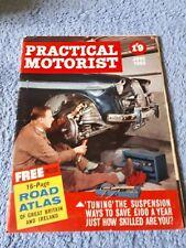 Vintage Practical Motorist Magazine June 1963