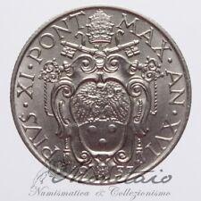 (Monetaio) Vaticano Pio XI 1 Lira 1937 SPL/FDC