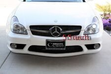 Mercedes Benz W219 CLS500 CLS600 CLS Grille Grill 1 FIN NEW AMG BLACK ~2008
