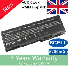 Battery for DELL Inspiron 6000 9200 9300 9400 E1505n E1705 M6300 D5318 G5260 UK
