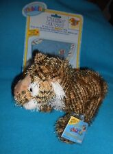 Ganz Webkinz Tiger Pet and Pet Coat  Both NEW with Tags