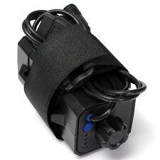 NEW Waterproof 4x18650 Battery Storage Case Box Holder For Bike LED Light ED