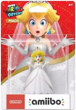 Wedding Outfit Peach amiibo [Nintendo Switch Wii U Super Mario Odyssey Series]
