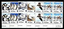 NEW ZEALAND - NUOVA ZELANDA - 1990 - Uccelli antartici (Ross Dependancy)