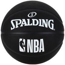 Spalding NBA Rubber Outdoor Basketball Fun Team Ball Black - Size 7