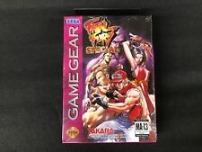 Fatal Fury Special Sega Game Gear Brand New Factory Sealed