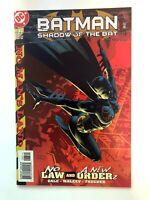 Batman Shadow Of The Bat #83 DC Comics (Mar, 1999) 8.5 VF+ 1st Huntress Batgirl