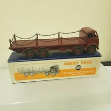 Dinky Foden Vintage Manufacture Diecast Delivery Trucks