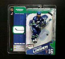 McFarlane NHL Ser 8 TREVOR LINDEN Vancouver Canucks Retro Chase Variant Figure
