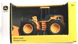 1 John Deere By Tomy Wheel Loader For Children 3 and up Licensed sticker
